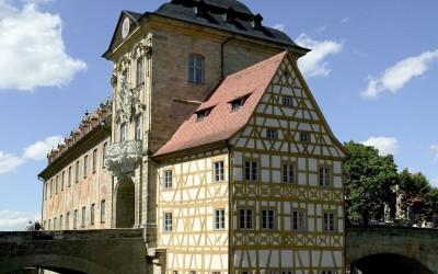 Das alte Rathaus - Wahrzeichen Bambergs © Archiv des BAMBERG Tourismus & Kongress Service