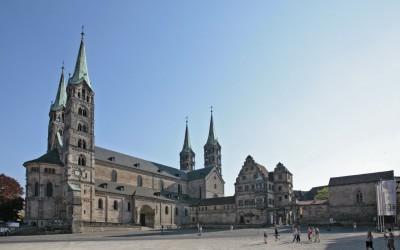 Domplatz © Archiv des BAMBERG Tourismus & Kongress Service