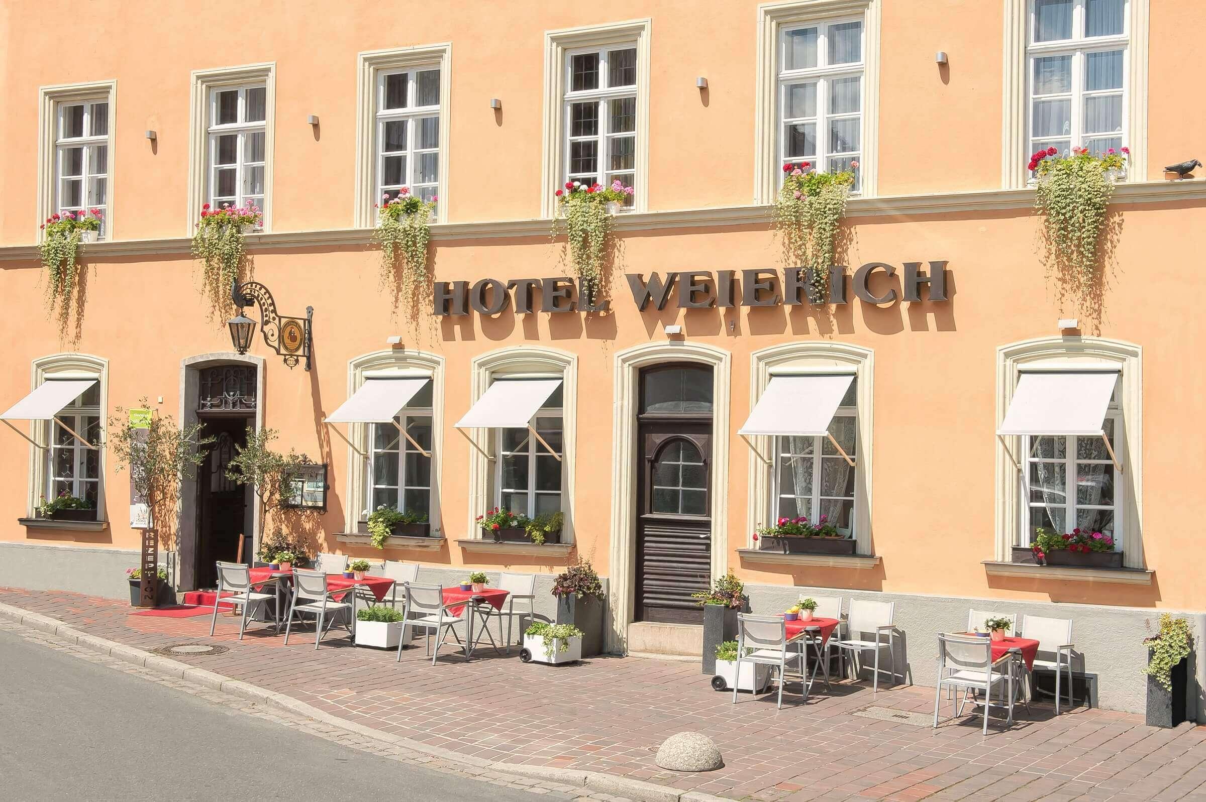 Ihr Hotel in Bamberg